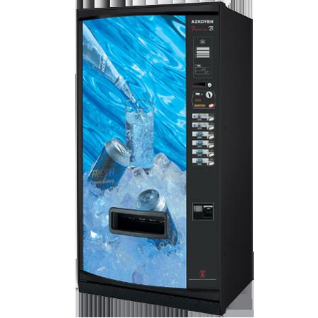 Máquina Vending Palma B Azkoyen